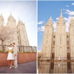 Advice for scheduling your temple wedding day