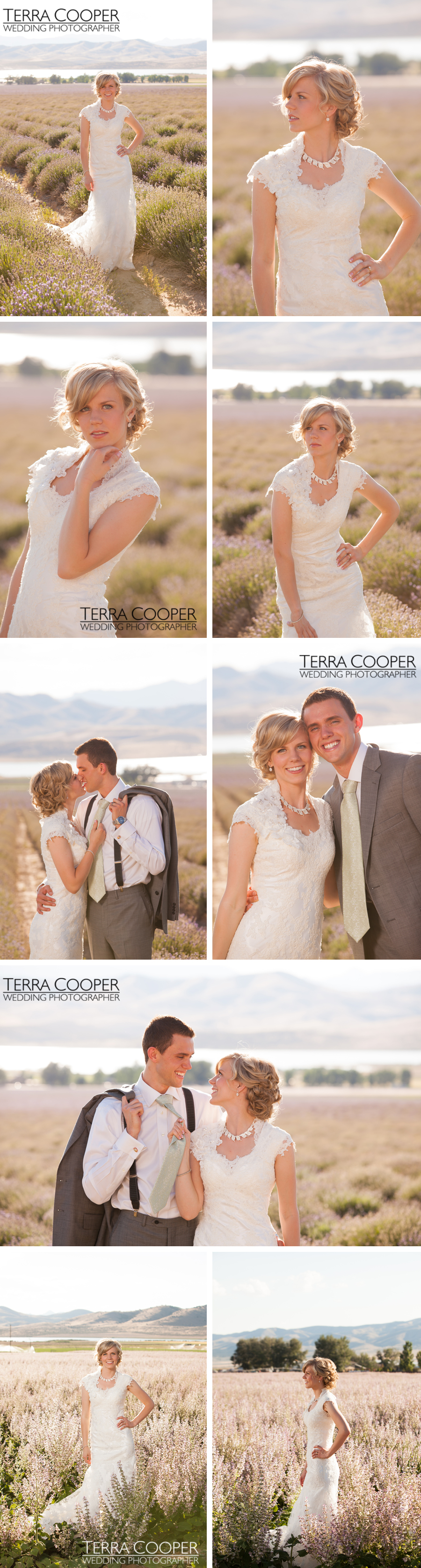 Idella cooper wedding