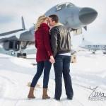 Alayna + Josh {engagements} part 1-airplanes