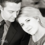 Alayna + Josh {engagements part 2-chandeliers}