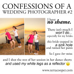 31 flavors of Terra Cooper | Confessions of a Wedding Photographer