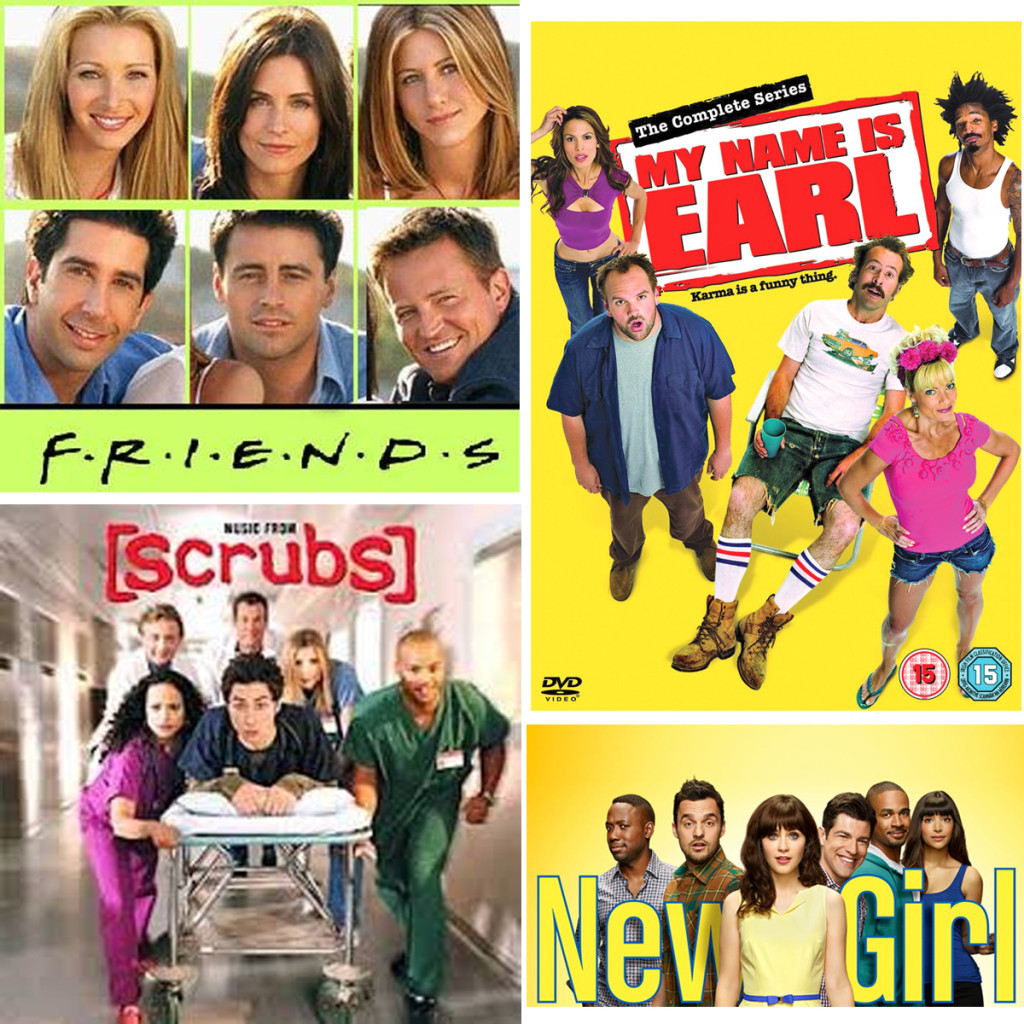 favorite tv shows 3