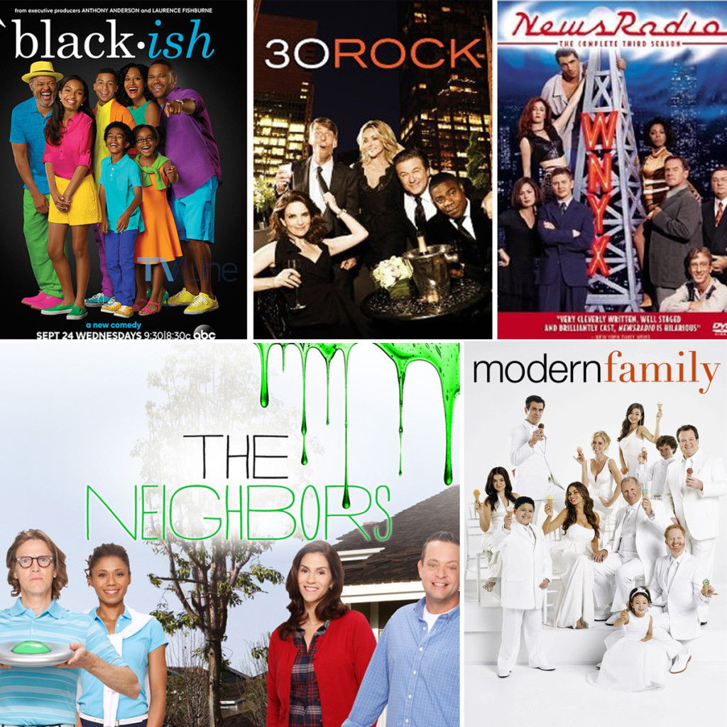 favorite tv shows 4