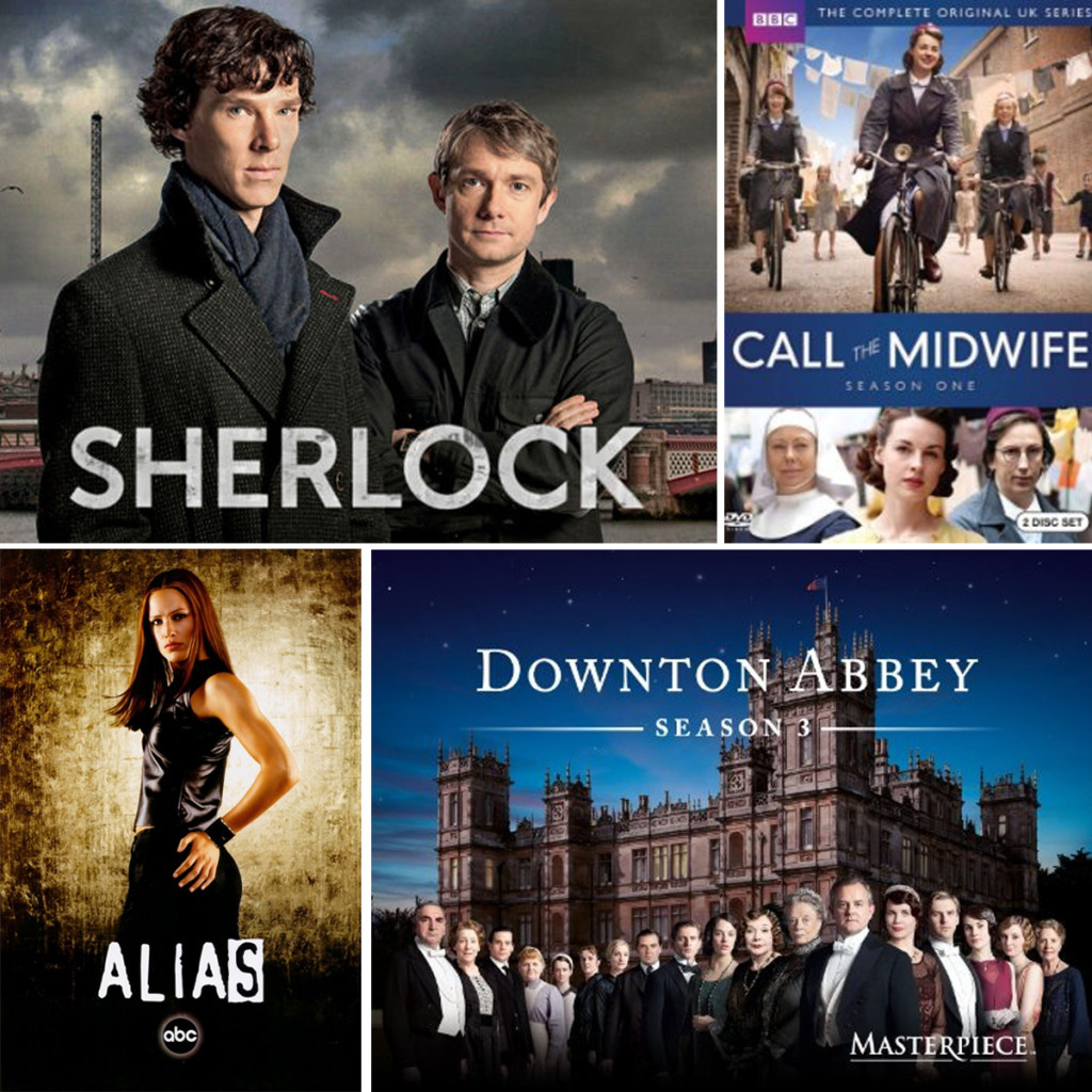 favorite tv shows 5