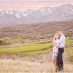 Utah Mountain Engagement Session | Terra Cooper Photography | Katelyn + Scott