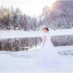 Tibble Fork Utah Bridals | Wendi | Terra Cooper Wedding Photographer