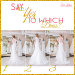 Say Yes to Which Dress? | Bonus Dresses!
