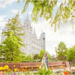 Salt Lake Temple Formals | Terra Cooper Photography | Katelyn + Scott