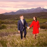 Utah Mountain Engagements | Terra Cooper Photography | Erika + Caden