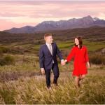 Utah Mountain Engagements | Terra Cooper Photography | Erika + Caden