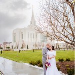 Ogden Temple Wedding   Grandview Reception   Marisa + James