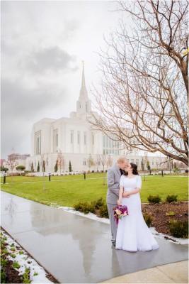 Ogden Temple Wedding Terra Cooper Photography
