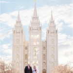 Salt Lake Capitol Building | Salt Lake Temple Wedding | Brittany + Ben formals