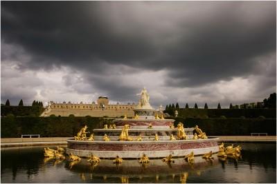 Versailles Paris Terra Cooper Photography