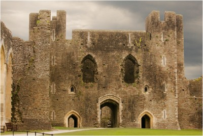 caerphilly castle wales terra cooper photography