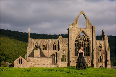 Tintern Abbey Wales Terra Cooper Photography