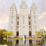 Heritage Gardens | Salt Lake Temple Wedding | Terra Cooper Photography | Jentry + Adam