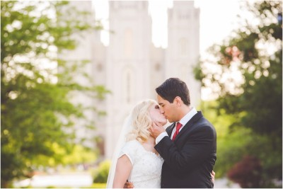 Salt Lake Temple Utah Wedding Terra Cooper Photography