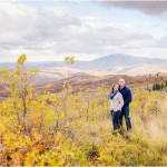 Utah Mountain Engagements | Terra Cooper Photography | Shannon + Blake