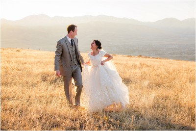 Salt Lake Draper Temple Wedding Terra Cooper Photography