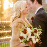 Salt Lake Temple Fall Wedding | Terra Cooper Photography | Alyssa + Ryan