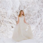 Snow Princess Winter Shoot | Terra Cooper Photography | Ally