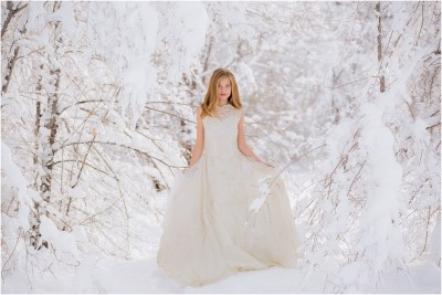 snow princess winter shoot terra cooper photography