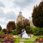 Logan Temple Riter Mansion Wedding | Terra Cooper Photography | Jessica + Taylor
