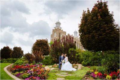 Logan Temple Riter Mansion wedding Terra Cooper Photography