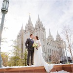 Salt Lake Temple | Memory Grove | Terra Cooper Photography | Shannon + Blake formals