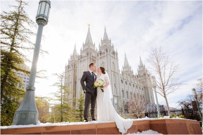 Salt Lake Temple Memory Grove Wedding Terra Cooper Photography