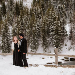 Winter Mountain Engagements | Tibble Fork | Terra Cooper Photography| Marianne + Victor