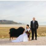 Antelope Island Formals | Terra Cooper Photography | Kenya + Mark