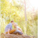 Utah Garden Engagements | Terra Cooper Photography | Daisha + John