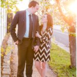 Utah Mountain Engagements | Terra Cooper Photography | Gavin + Morgan