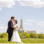 Mount Timpanogos Temple | The Manor at Riverwoods | Terra Cooper Photography