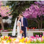 Mount Timpanogos Temple Wedding | Terra Cooper Photography | Abby + Grant