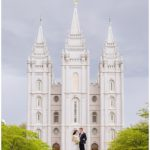 Salt Lake Temple Wedding | Terra Cooper Photography | Megan + Cameron