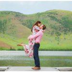 Utah Mountain Engagements | Terra Cooper Photography | Caroline + Pete