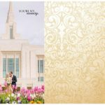 Utah Wedding Photographer | Wedding Guest Book | Brittnie + Kody