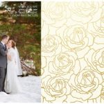 Utah Wedding Photographer | Wedding Guest Book | Shannon + Blake