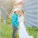 Rustic Barn Engagements | Terra Cooper Photography | Sage + Parker