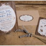 Rustic Floral Watercolor Country Wedding Invitations | Sage + Parker