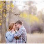 Utah Fall Mountain Engagements | Terra Cooper Photography | Anna + AJ