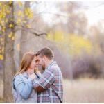 Utah Fall Mountain Engagements | Terra Cooper Photography | Anna + AJ