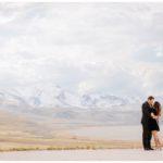 Antelope Island Engagements | Terra Cooper Photography | Julia + Dan