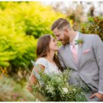 Le Jardin Utah Wedding | Terra Cooper Photography | Caroline + Pete