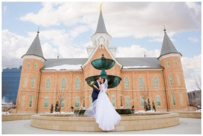 provo city center temple wedding utah