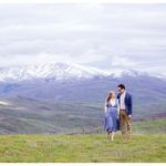 Utah Mountain Lake Garden Engagements | Terra Cooper Photography | Emily + Josh