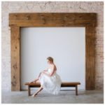 Barefoot Ballerina Bride | Terra Cooper Photography | Hillary | NEW STUDIO SPACE!!!